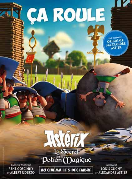 Astérix - Le secret de la potion magique  25597810