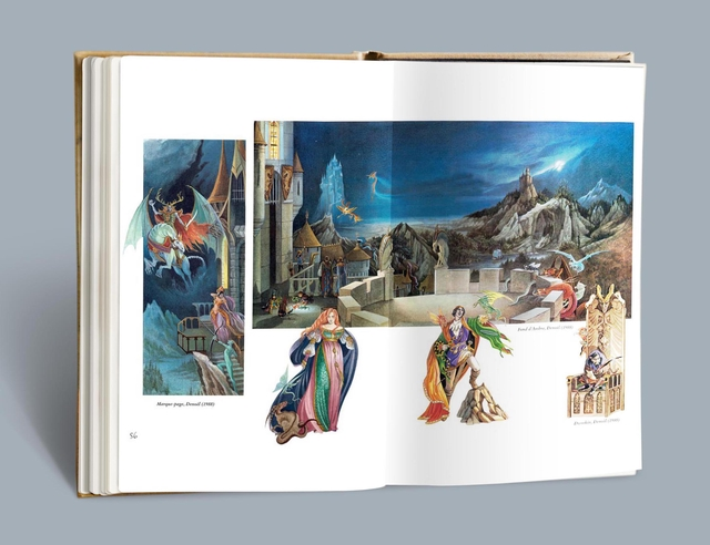 Artbook Florence Magnin sur Ulule Artboo11