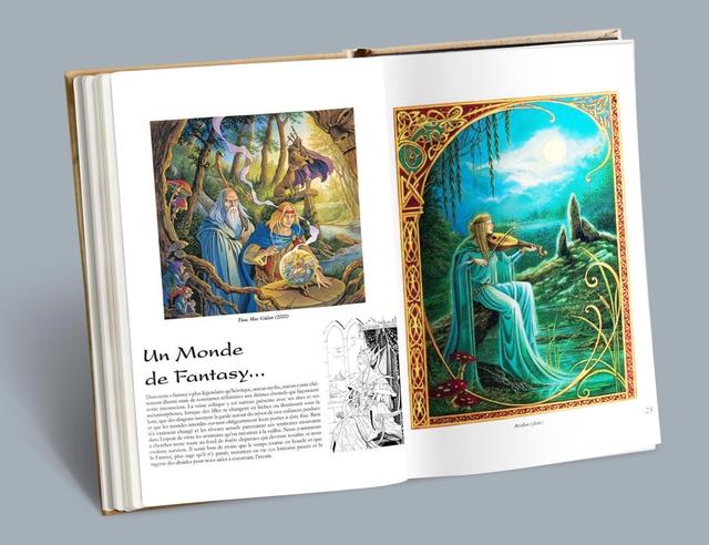 Artbook Florence Magnin sur Ulule Artboo12