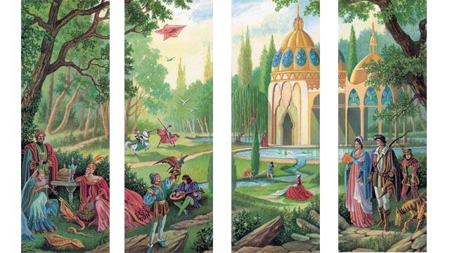 Artbook Florence Magnin sur Ulule Artboo14