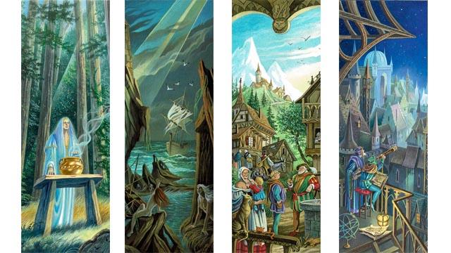 Artbook Florence Magnin sur Ulule Artboo16