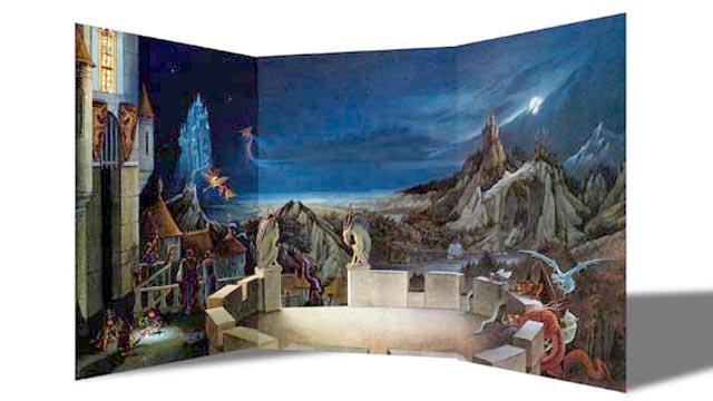 Artbook Florence Magnin sur Ulule Artboo19