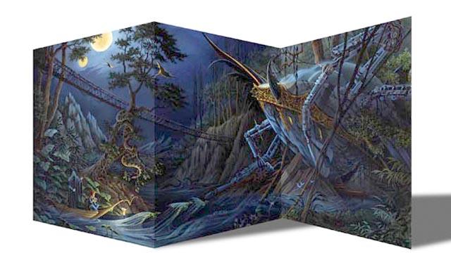 Artbook Florence Magnin sur Ulule Artboo20