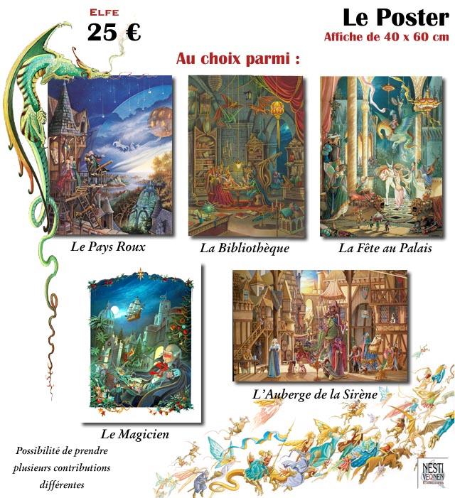 Artbook Florence Magnin sur Ulule Artboo27