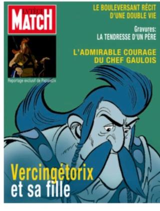 38 ème album Astérix: La fille de Vercingétorix  Astzor35