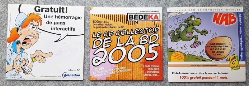 Echanges Contre-Ut : BD et Para-BD Cd-rom10