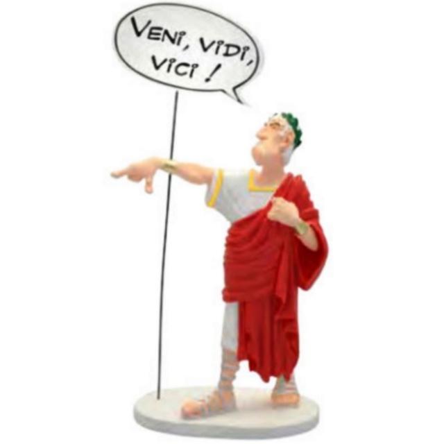 Nouvelles figurines Plastoy Collectoys Cesar-10
