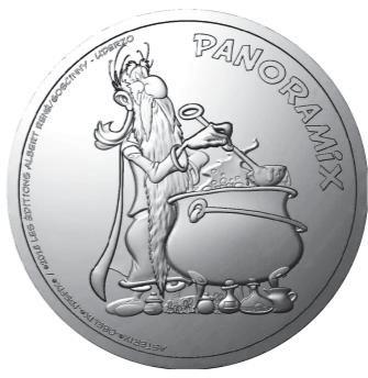 Coffret collector 9 mini-médailles Monnaie de Paris Mini-m12