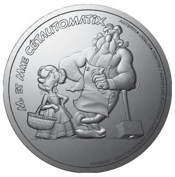 Coffret collector 9 mini-médailles Monnaie de Paris Mini-m14
