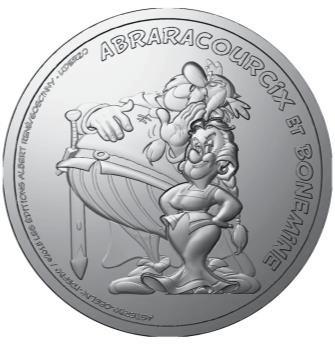 Coffret collector 9 mini-médailles Monnaie de Paris Mini-m15