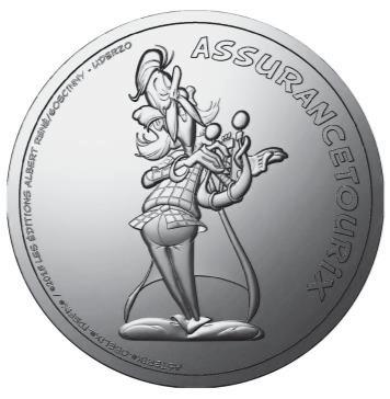 Coffret collector 9 mini-médailles Monnaie de Paris Mini-m17