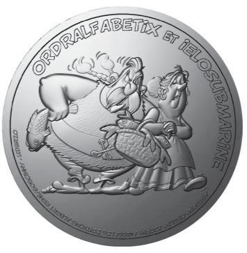 Coffret collector 9 mini-médailles Monnaie de Paris Mini-m18