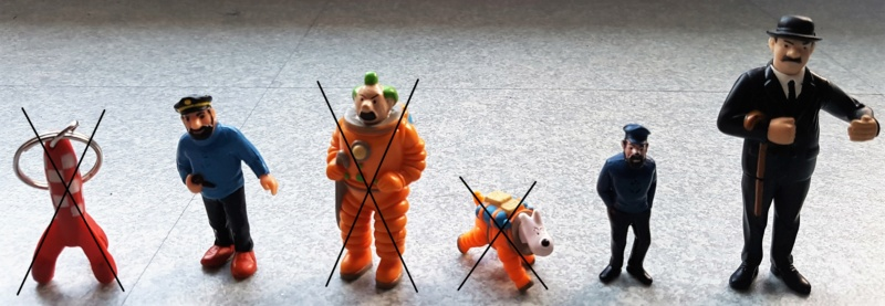 Echanges Contre-Ut : BD et Para-BD Tintin16