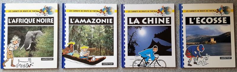 Echanges Contre-Ut : BD et Para-BD Tintin17