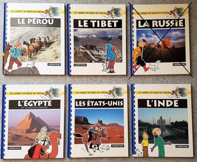 Echanges Contre-Ut : BD et Para-BD Tintin18