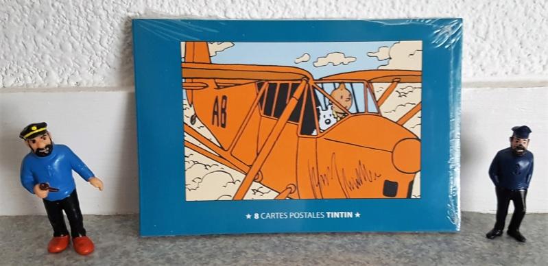 Echanges Contre-Ut : BD et Para-BD Tintin21