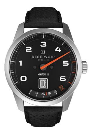 Reservoir Watch, découverte du Baselworld Captur11