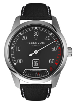 Reservoir Watch, découverte du Baselworld Captur12