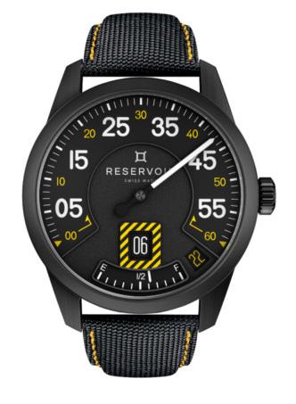 Reservoir Watch, découverte du Baselworld Captur14
