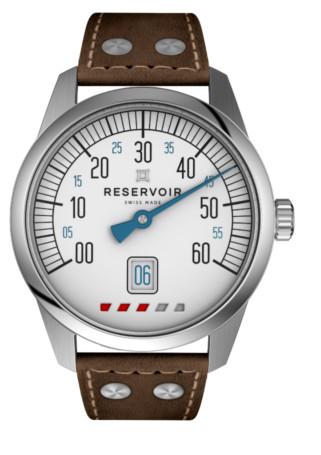 Reservoir Watch, découverte du Baselworld Captur15