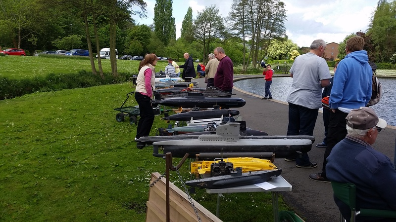 Bournville MBC Dive-In May 2017 20170558