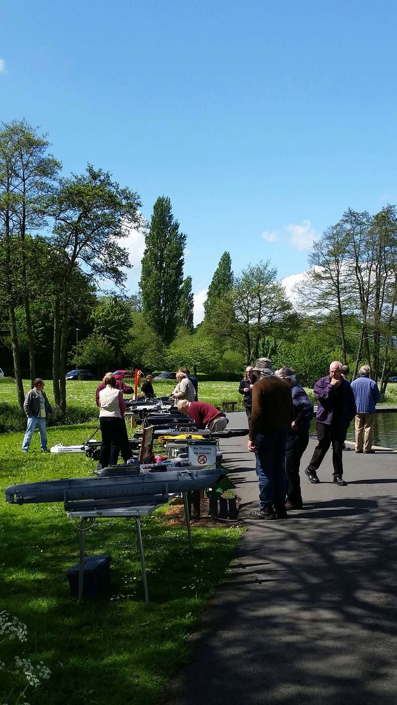 Bournville MBC Dive-In May 2017 20170592