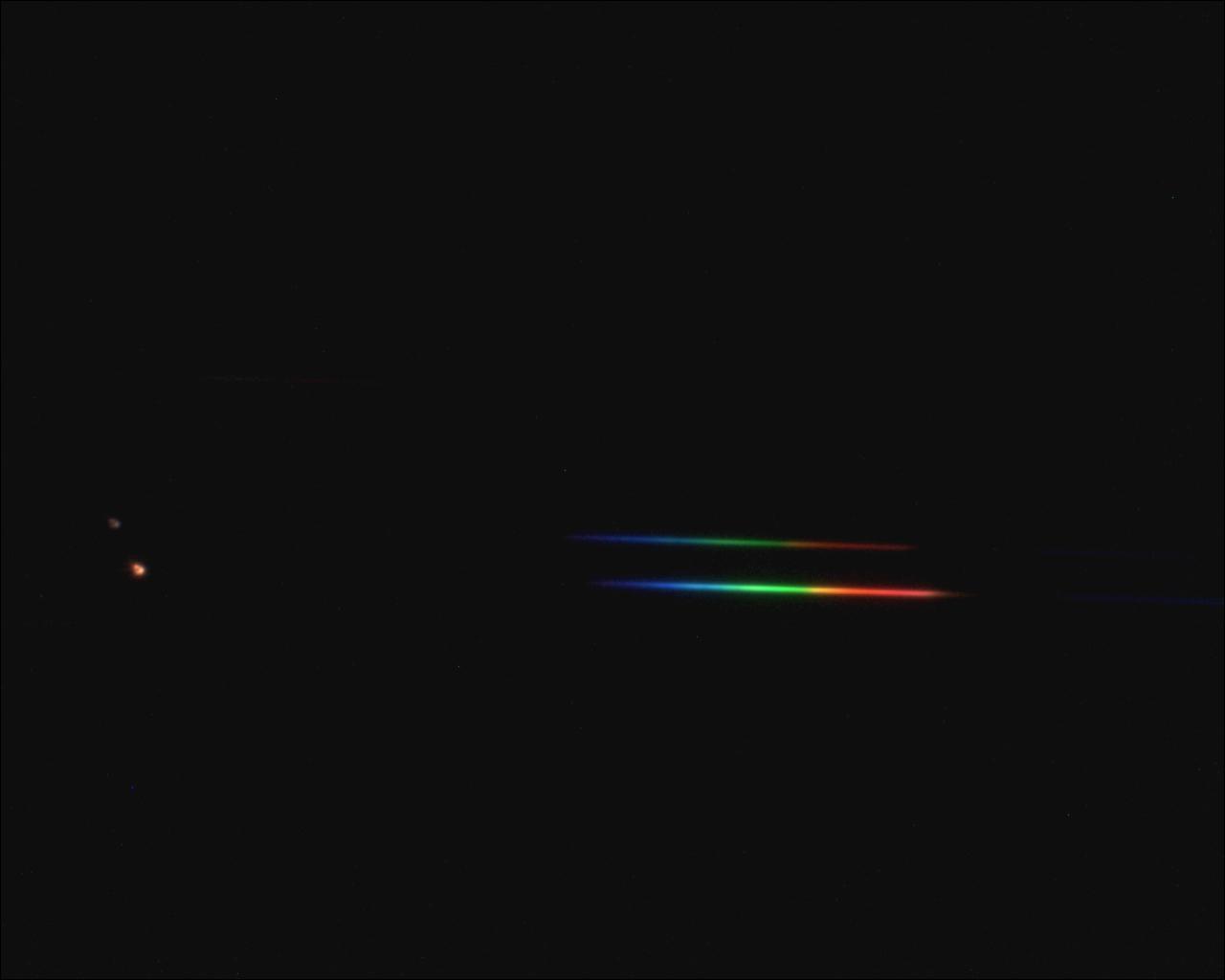 Démo spectro lors de la soirée d'animation à Lanta Albire10