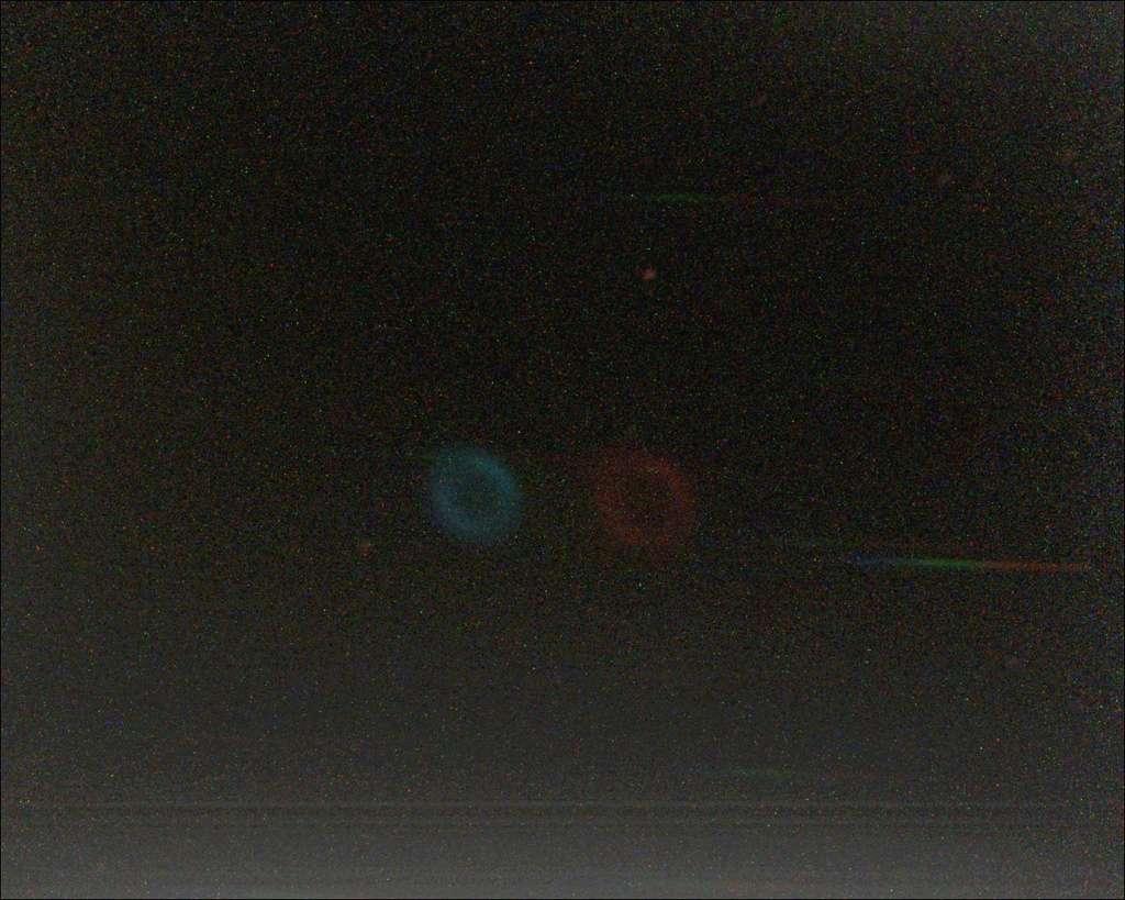 Démo spectro lors de la soirée d'animation à Lanta M5710