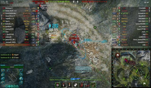 MOD DKP KREW pour WORLD OF TANKS 0.9.6 Shot_052