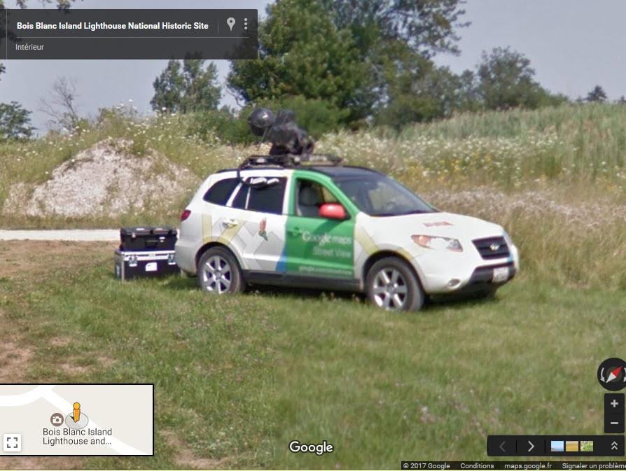 STREET VIEW : Les Google Cars en action - Page 2 2017-017