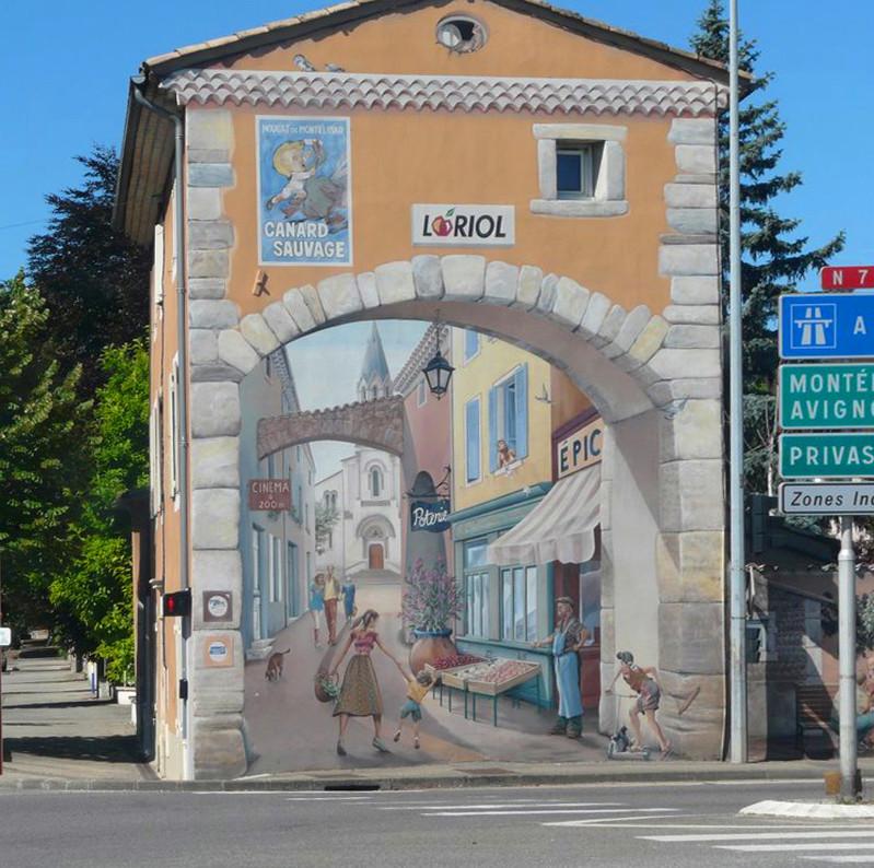 STREET VIEW : les fresques murales en France - Page 21 24009410