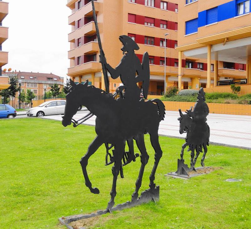 Don Quichotte en Espagne 54281910