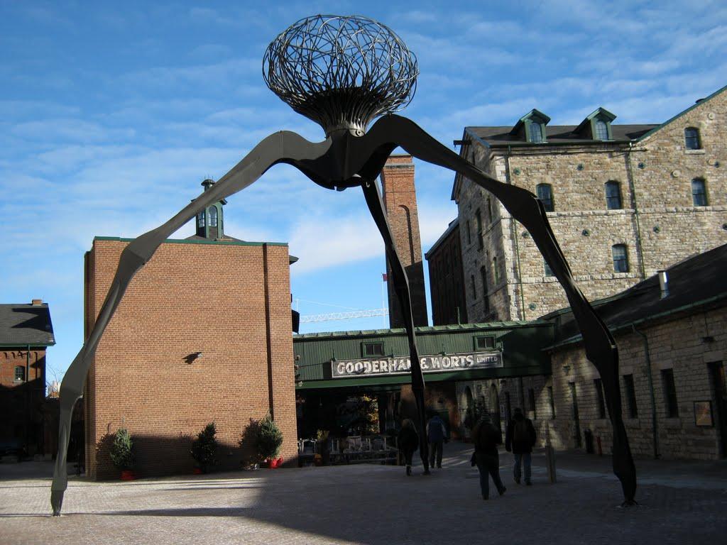 """""""It"""", l'araignée de Toronto - Canada 54759910"""