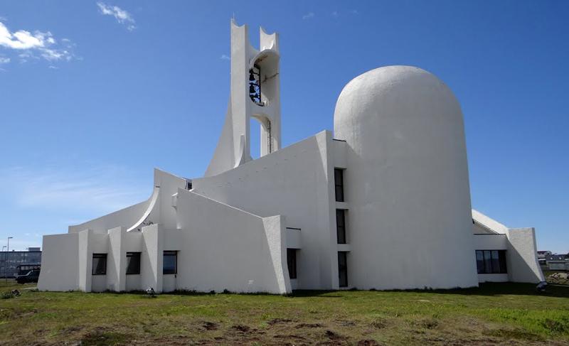 L'Eglise de Stykkishólmur - Islande 95136010