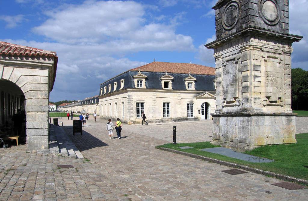 La Corderie Royale - Rochefort - Charente Maritime - France A-cord12