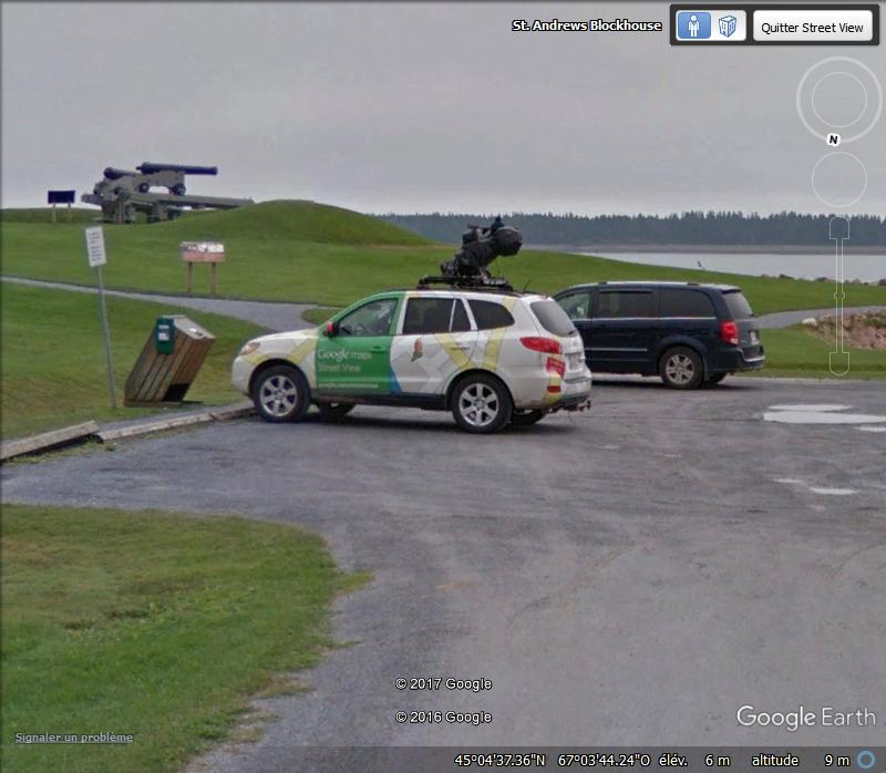 STREET VIEW : Les Google Cars en action - Page 2 Aaaa18