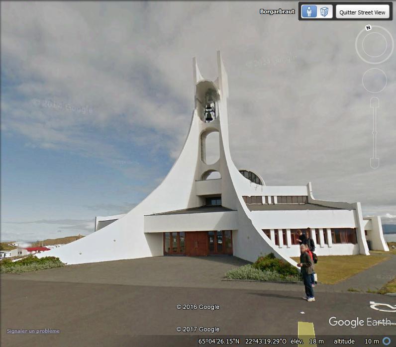 L'Eglise de Stykkishólmur - Islande Aaaa21