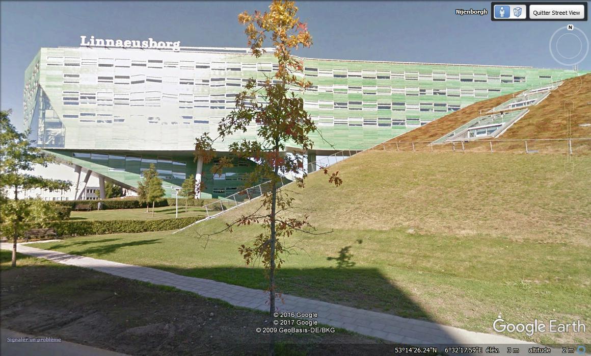 Linnaeusborg, université des scuences de la vie - Groningue - Pays bas. Aaaa210