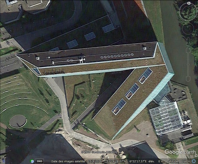 Linnaeusborg, université des scuences de la vie - Groningue - Pays bas. Aaaaa10