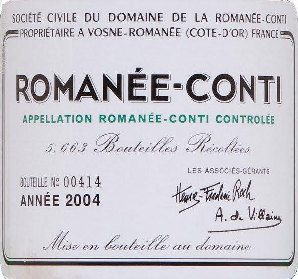 Domaine de la Romanée-Conti - Vosne-Romanée - Côte d'Or - France Domain10