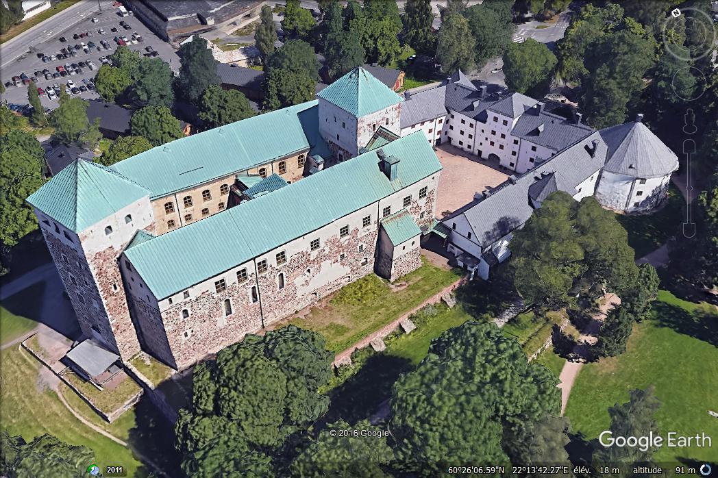 [Finlande] - Château de Turku Ggg13
