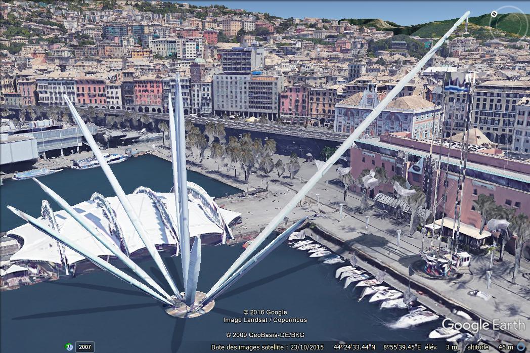 Bigo (Renzo Piano), Gênes - Italie Ghghhh10