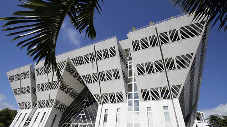 Pyramide inversée à la Réunion Hotel-10