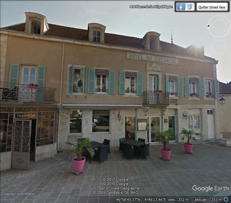 Hôtel du Chevreuil - Meursault - Côte d'Or - France Kkk10