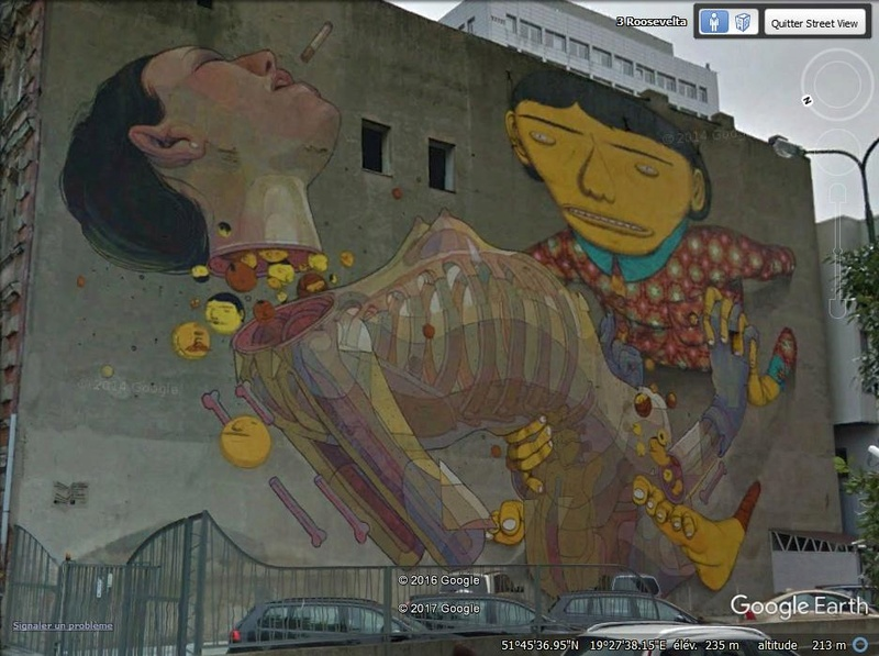 STREET VIEW : les fresques murales - MONDE (hors France) - Page 23 Www21