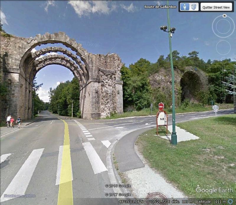 Aqueduc de Maintenon, Eure et Loir, France Zzz10