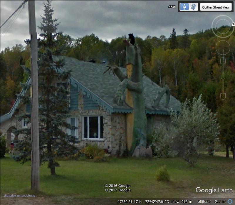 la cheminée dragon - La Bostonnais - Québec - Canada Zzzz13