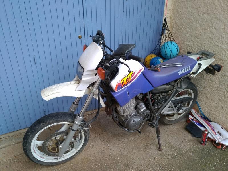 Un peu de bitume!  600 xte 3tb super motard Img_2012