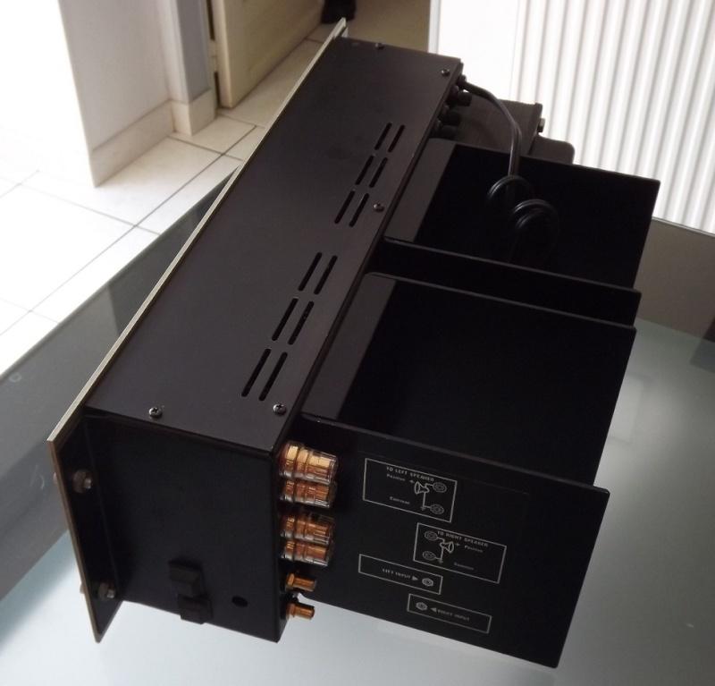JBL monitor + tubes = Bonheur... - Page 3 Dscf7511