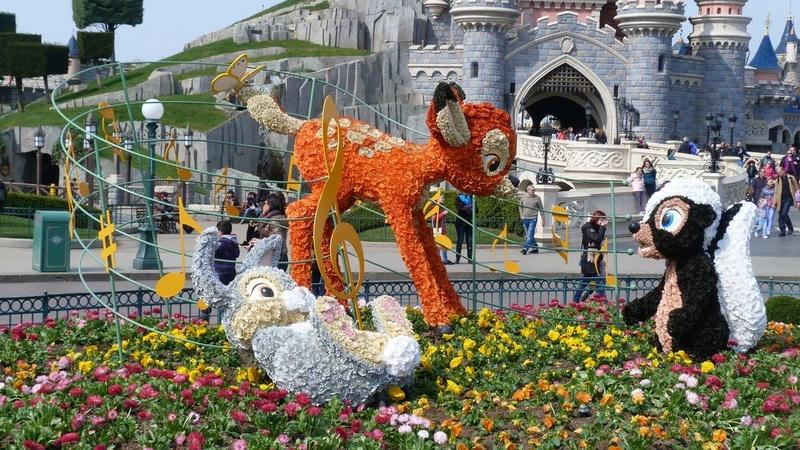 BAMBI à Disneyland Paris  P1330110
